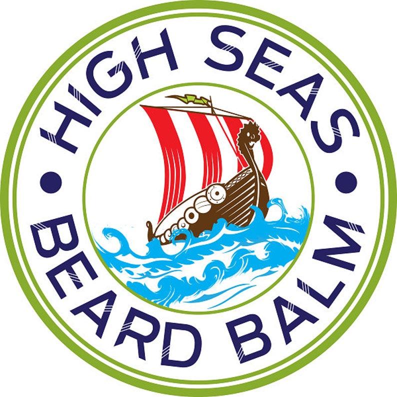 High Seas Beard Balm image 0