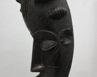 Ritual mask Gela - Dan / Bassa - Liberia