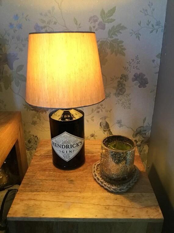 Gin lamp Hendrick's   Lamp, Table lamp, Gin