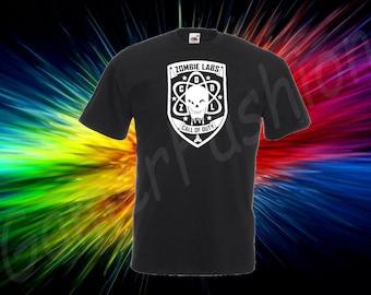 Call of Duty Black Zombie Lab COD Kid's tshirt