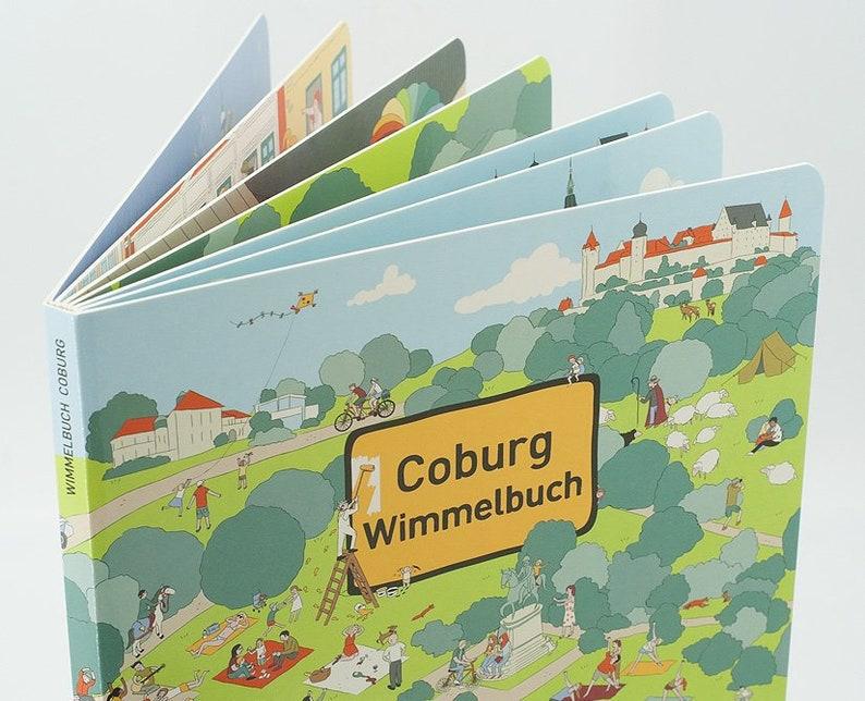 Coburg Hidden Obbook image 0