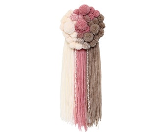 Pompon Wall Hanging