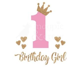 first birthday svg etsy