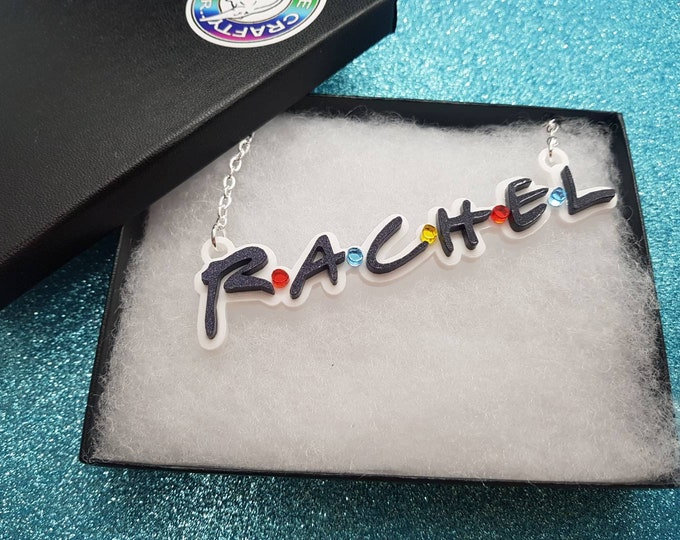 Featured listing image: Custom Name Necklace