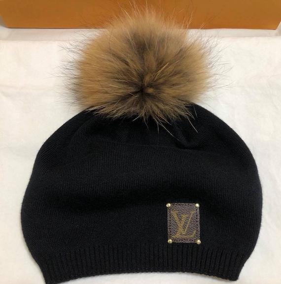 Louis Vuitton Beanie Hat  e0c4a0f7102