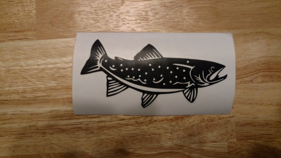 Orvis Fishing Decal Window Decals for Cars and Trucks Tumbler Decal 3 Sizes