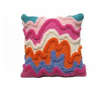 Handmade Wool Cushion