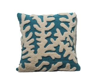 Handmade Wool Cushion - Cerebellum