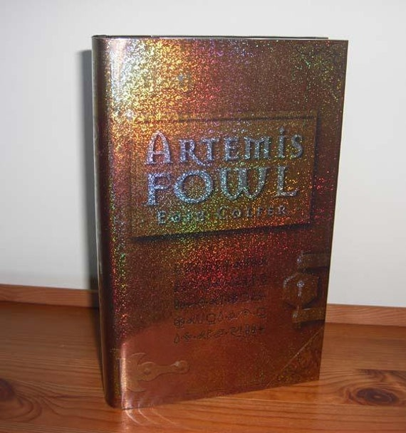 Artemis Fowl First Book