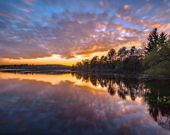 Mirror Lake Serendipity