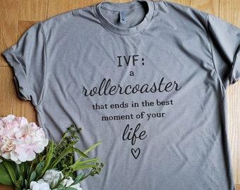 IVF shirt, transfer day, iui, retrieval, infertility support