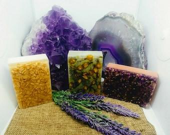 Natural Soap, Romantic, Spa, Gift Soap, Handmade Soap, Glycerin Soap, Vegan Soap, Gift for Her, Gift for Mom, Gift Ideas, Detox, Purifying