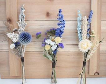 Dried Flowers Vase Etsy