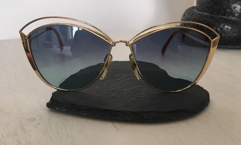 d4256b984be1c Vintage Christian Dior Sunglasses