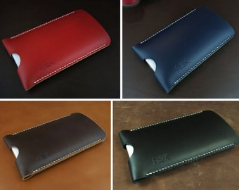 Case for BlackBerry Aurora, Classic, DTEK50, DTEK60, Keyone, Leap, Motion, Passport, Priv, Z3, Porsche Top Quality Premium Vegetable Leather
