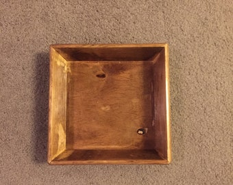 Wooden Trays