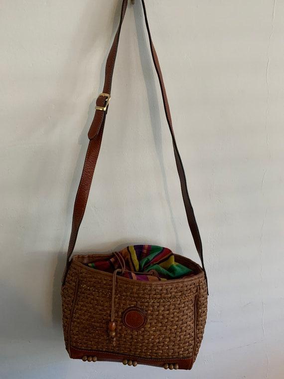 Vintage Market Bag