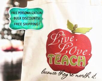 bulk teacher gift etsy