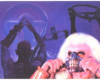 Witness-Mad Max, Fury Road, Immortan Joe, War boys Print