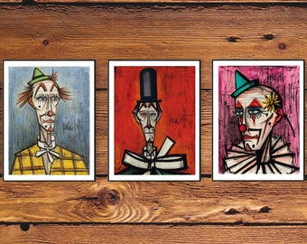 Sensational Bernard Buffet Etsy Interior Design Ideas Apansoteloinfo