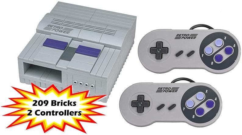 Retrobrick Retropie 128gb Video Game Console with over 14,300+games