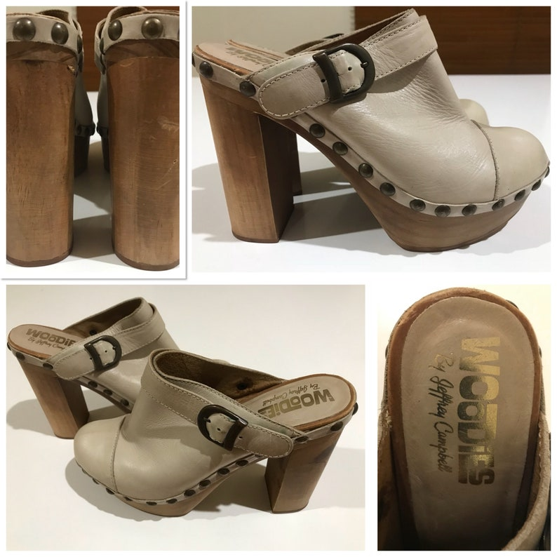 07ee044efa9 Jeffrey Campbell   Designer Clogs   Charli-C   Made in Spain