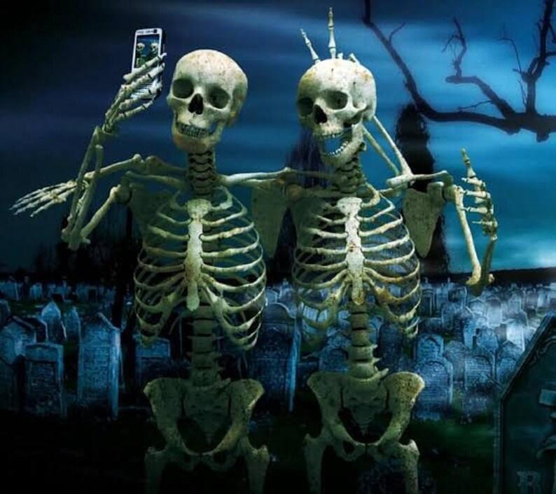 Милых, прикольные картинки скелеты