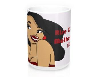 Blackie Bauman Explicit 15Oz Coffee Mug