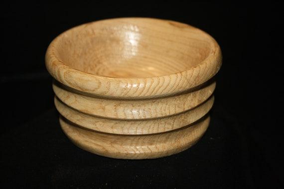 Ash Wood turned bowl #31