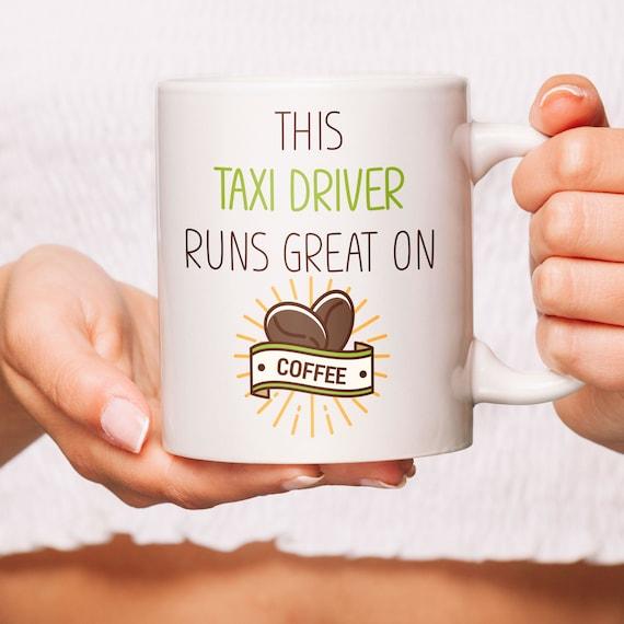 Bus Boss Coffee Mug Ceramic White Tea Cup Appreciation Gift For School Driver US