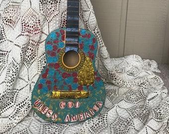 Bless- Boho Guitar
