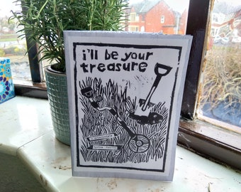 I'll Be Your Treasure- a detectorists lyric fanzine