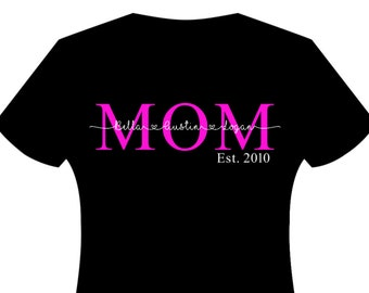Mom shirt, Mothers Day shirt, Shirt For her, Tshirt for mom