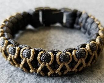 Paracord Bracelet, Gift, Mens Bracelet, Fathers day, For Him, Survival Bracelet