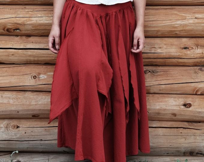 Bell skirt/Fufu skirt