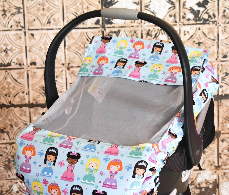 Magnificent Princesses Sun And Bug Cover For Baby Baby Cover Baby Wearing Baby Shower Gift Baby Wearing Cover Baby Car Seat Cover Ocoug Best Dining Table And Chair Ideas Images Ocougorg