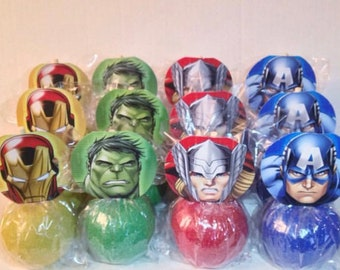 Avenger candy applea