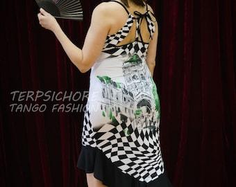Argentine Tango Dress