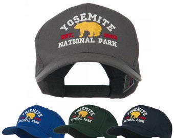 6a2692ce33b Yosemite National Park Embroidered Cap