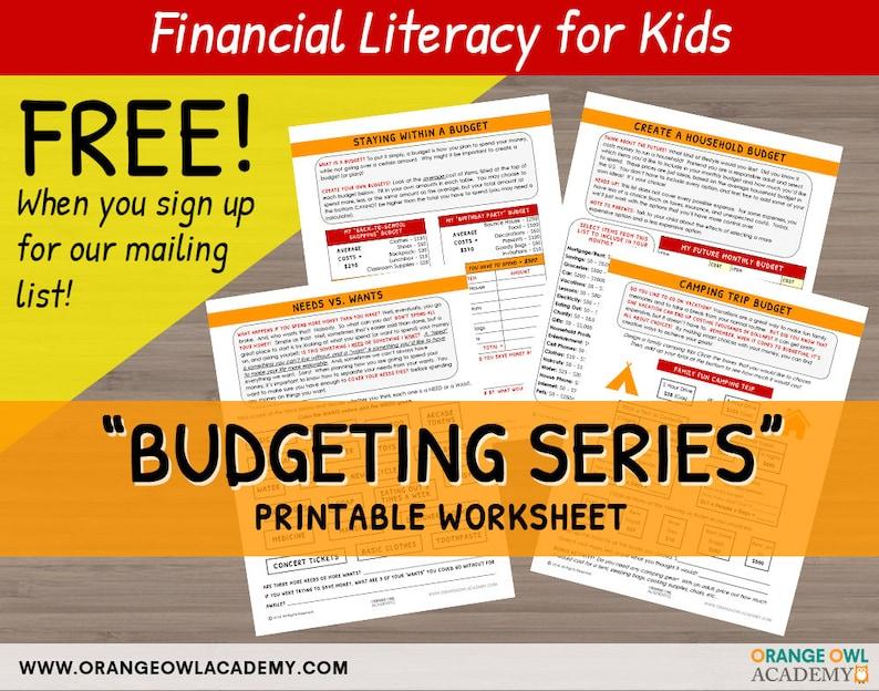 Money Worksheets for Kids -