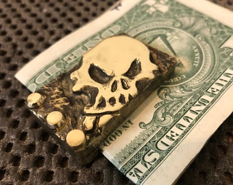 Brass Money Clips