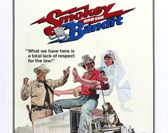 Smokey And Bandit Etsy