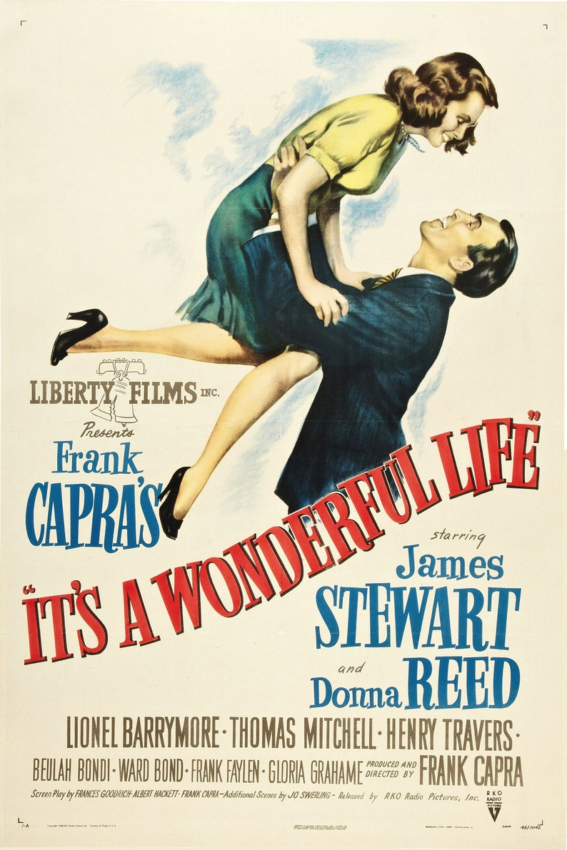 its a wonderful life classic movies on the radio