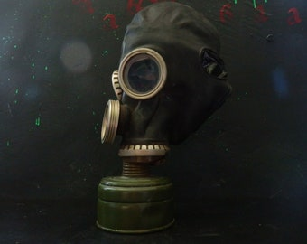 Soviet Gas Mask Etsy
