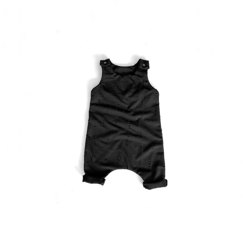 No Sleeves french terry Summer Wear Black Baby Rompers Black Romper Black Onepiece Bodysuit Baby Shower Gifts for my baby