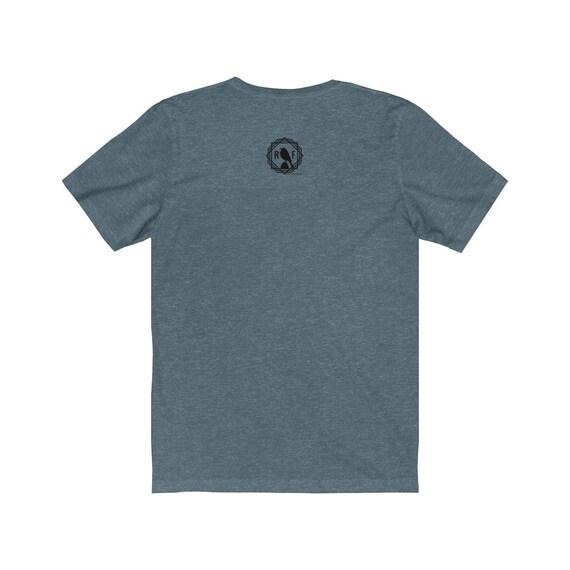 Señora T-Shirt diente de león motivo negro blanco dandelion Print