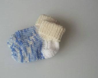 722ff5c4cbede Items similar to Baby girl socks 6-12 months, baby socks, girl ...