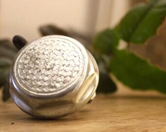 Vintage bike bell, retro bike ring, bell from Germany,