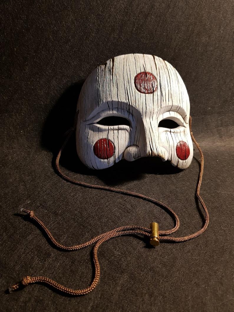 Gakshital Mask - Resin Korean Traditional Classic Masks Made to order V for Vendetta Anonymous Style