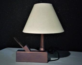 VINTAGE FLAT LAMP